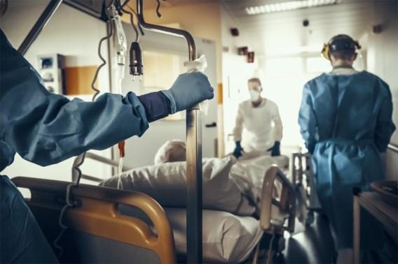 Daling nieuwe ziekenhuisopnames zet zich gestaag verder
