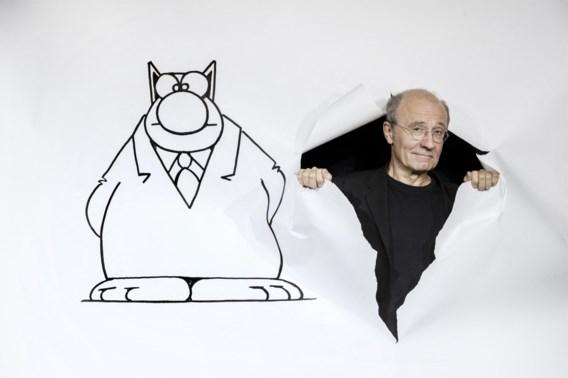 Philippe Geluck bereid om zijn 'musée du Chat' op te geven