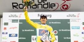Thomas pakt eindzege in Ronde van Romandië, tijdritwinst voor Cavagna