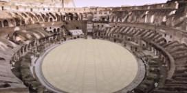 Colosseum in Rome krijgt nieuwe houten vloer