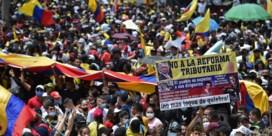 Colombiaanse regering trekt na fel protest belastinghervorming in