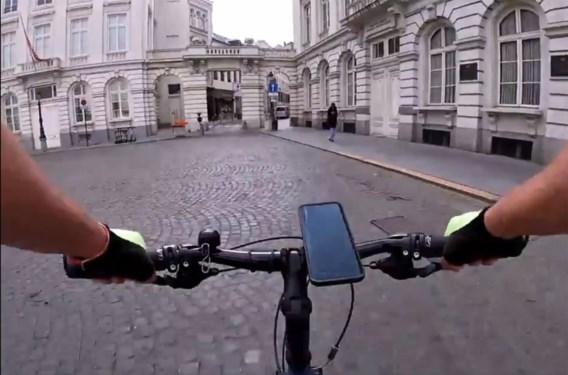 Politie onderzoekt incident waarbij fietser opzettelijk zou zijn aangereden
