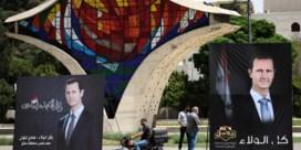 Al-Assad één van de drie kandidaten bij Syrische presidentsverkiezingen