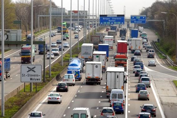 Brusselse Buitenring urenlang versperd na dodelijk ongeval