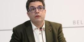 Van Gucht: 'Cijfers zijn nog lichtgroen, willen liever donkergroen zien'