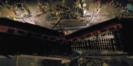 Zeker 23 doden en 70 gewonden na instorting metrobrug in Mexico