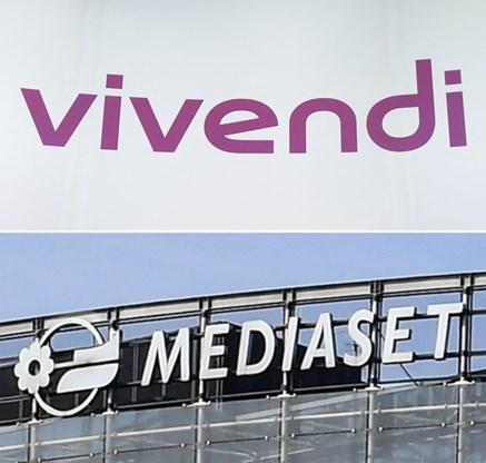 Mediabedrijf Berlusconi beslecht jarenlange ruzie met Franse Vivendi