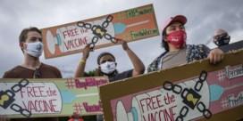 VS nu toch gewonnen voor vrijgeven patenten coronavaccins