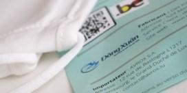 'Ceo van leverancier mondmaskers regering opgepakt in Frankrijk'