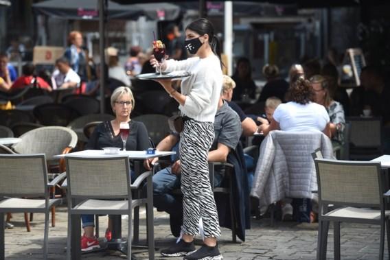 Temperaturen schieten de hoogte in dit weekend: 'Maar voor terrasje zit weer misschien niet helemaal mee'