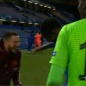 Eden Hazard verontschuldigt zich: 'Nooit mijn bedoeling fans Real te beledigen'