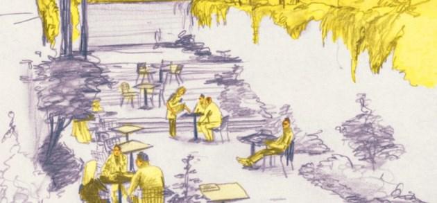 De leukste & de lekkerste: 33 terrassen die het wachten waard zijn