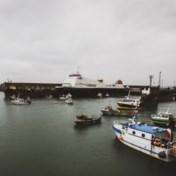 Britten winnen 'eerste slag' in visserijoorlog met Frankrijk