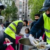 De ramadan voedt de stad