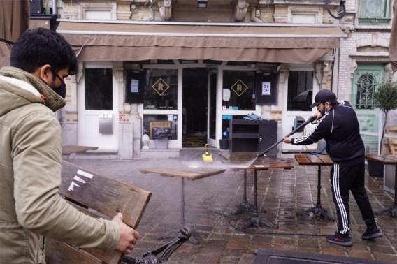 Politie: 'We gaan geen terraspolitie spelen'