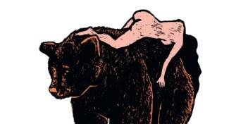 De cultroman 'Beer' draait om meer dan seks met een wild dier