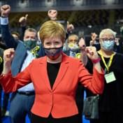 Sturgeon ziet meerderheid voor onafhankelijkheid in Schots parlement
