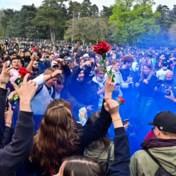 Opnieuw oproep om vanavond te feesten in Brussel, politie 'op de hoogte' van plannen