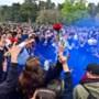 Opnieuw oproep om te feesten in Brussel, politie 'op de hoogte'