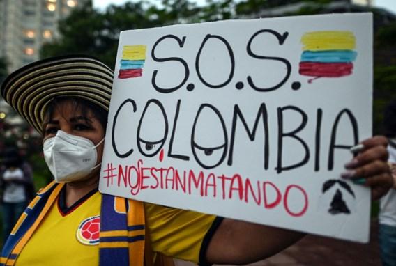 Colombiaanse president bereid tot dialoog, maar eist opheffing wegblokkades