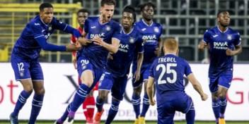 Miazga schenkt Anderlecht in 96ste minuut nog gelijkmaker tegen sterk Antwerp