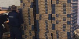 Minstens 100 miljoen namaaksigaretten vanuit Tienen verdeeld over heel West-Europa