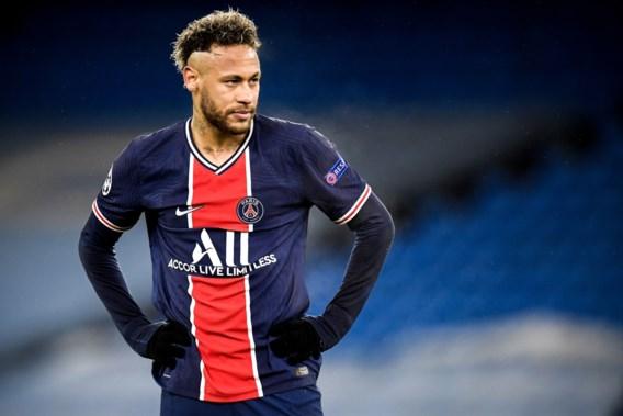 Neymar verlengt zijn contract bij PSG tot 2025