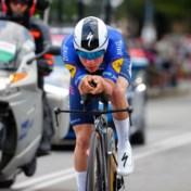 Ganna wint de openingstijdrit van de Giro, Evenepoel eindigt 7e