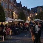 Coronablog | T-Day op de Leuvense Oude Markt rustig afgesloten