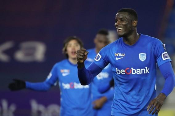 Genkse spitsen fusilleren Club Brugge