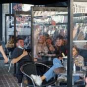 Coronablog | Debat over plexiglas op horecaterrassen wordt dinsdag opnieuw gevoerd