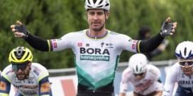 Peter Sagan wint sprint in eerste etappe ronde van Romandië, Rohan Dennis blijft leider