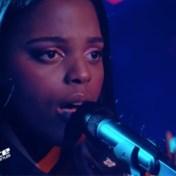 Vlaamse Mentissa Aziza plaatst zich voor finale van 'The Voice' in Frankrijk
