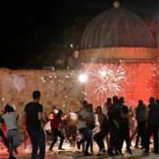 Meer dan 200 gewonden bij confrontatie aan wereldberoemde moskee