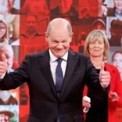 Duitse sociaaldemocraten kiezen Olaf Scholz om Angela Merkel op te volgen als bondskanselier