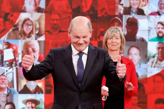 Duitse sociaaldemocraten kiezen Olaf Scholz als kandidaat om Angela Merkel op te volgen als bondskanselier