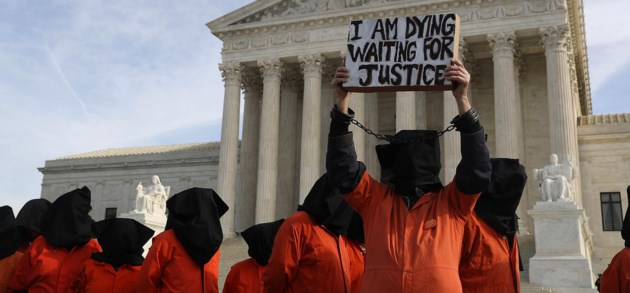 Guantánamo Bay is een gevangenis van bejaarden geworden