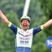 Nederlander Taco van der Hoorn wint solo derde etappe van Giro