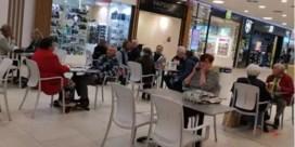 Open terrassen in Westland Shopping: 'Was een misverstand'