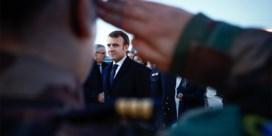 Franse militairen waarschuwen voor burgeroorlog