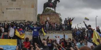 Dodelijk protest in Colombia fnuikt belastinghervorming