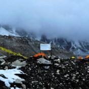 China markeert grens met Nepal op top van Mount Everest uit angst voor corona
