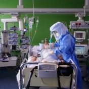 Nog ruim 700 patiënten op intensieve zorg