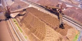 Chinees-Australisch geruzie stuwt prijs ijzererts tot recordhoogte
