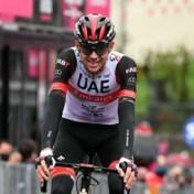 Joe Dombrowski grijpt ritzege in Giro, het roze gaat naar Alessandro De Marchi