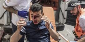 Israël voerde 130 aanvallen uit op Gaza: 24 doden