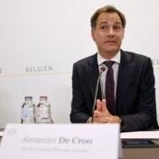 De Croo: 'Vanaf 1 september beperkingen maximaal laten verdwijnen'