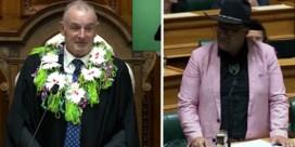 Maori-parlementslid voert haka uit tijdens zitting en wordt opnieuw weggestuurd