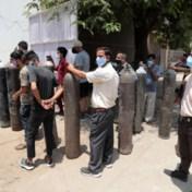 Indiase betogers afhankelijk van 'zelfzorg' tegen corona