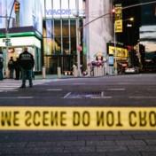 Bodycam filmt hoe agente kleuter redt na schietpartij op Times Square